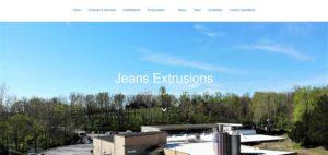 Packet Pi Portfolio - Jean Extrusions