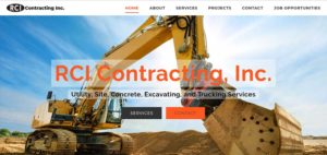Packet Pi Portfolio - RCI Contracting