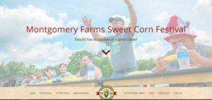 Packet Pi Portfolio - montgomery farms sweet corn festival