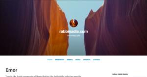 Packet Pi Portfolio - Rabbi Nadia